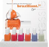 Braziliant, naranjas de Essie para el verano
