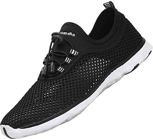 SAGUARO Zapatos de Aqua Zapatos de Playa Interior y Exterior Zapatos de Senderismo Hombre Mujer Gr.35-46