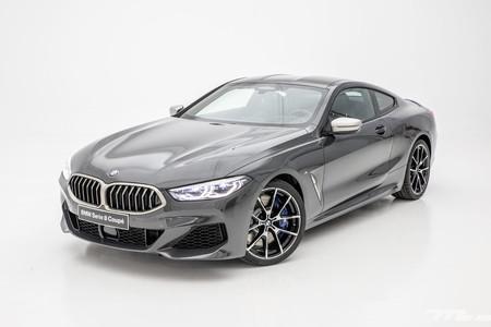 BMW M850i Coupé 2018