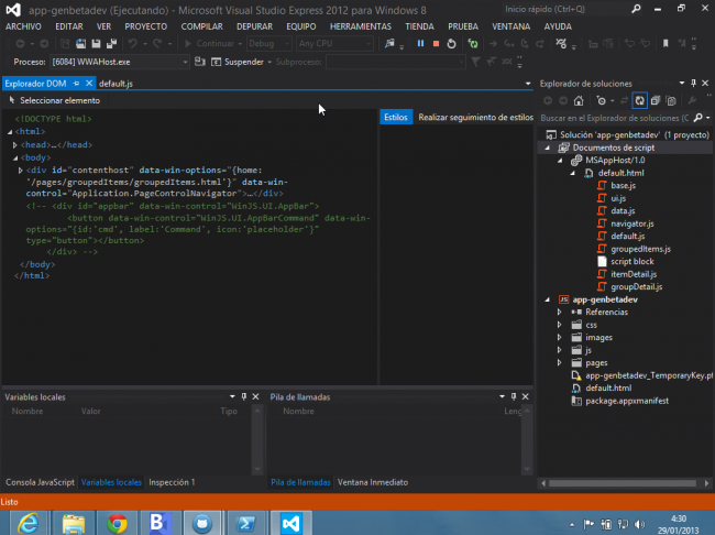 Visual Studio Genbetadev