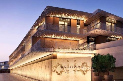 El lujo elevado al infinito se resume en tres palabras: Bulgari Resort Dubai