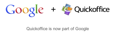 Google adquiere QuickOffice