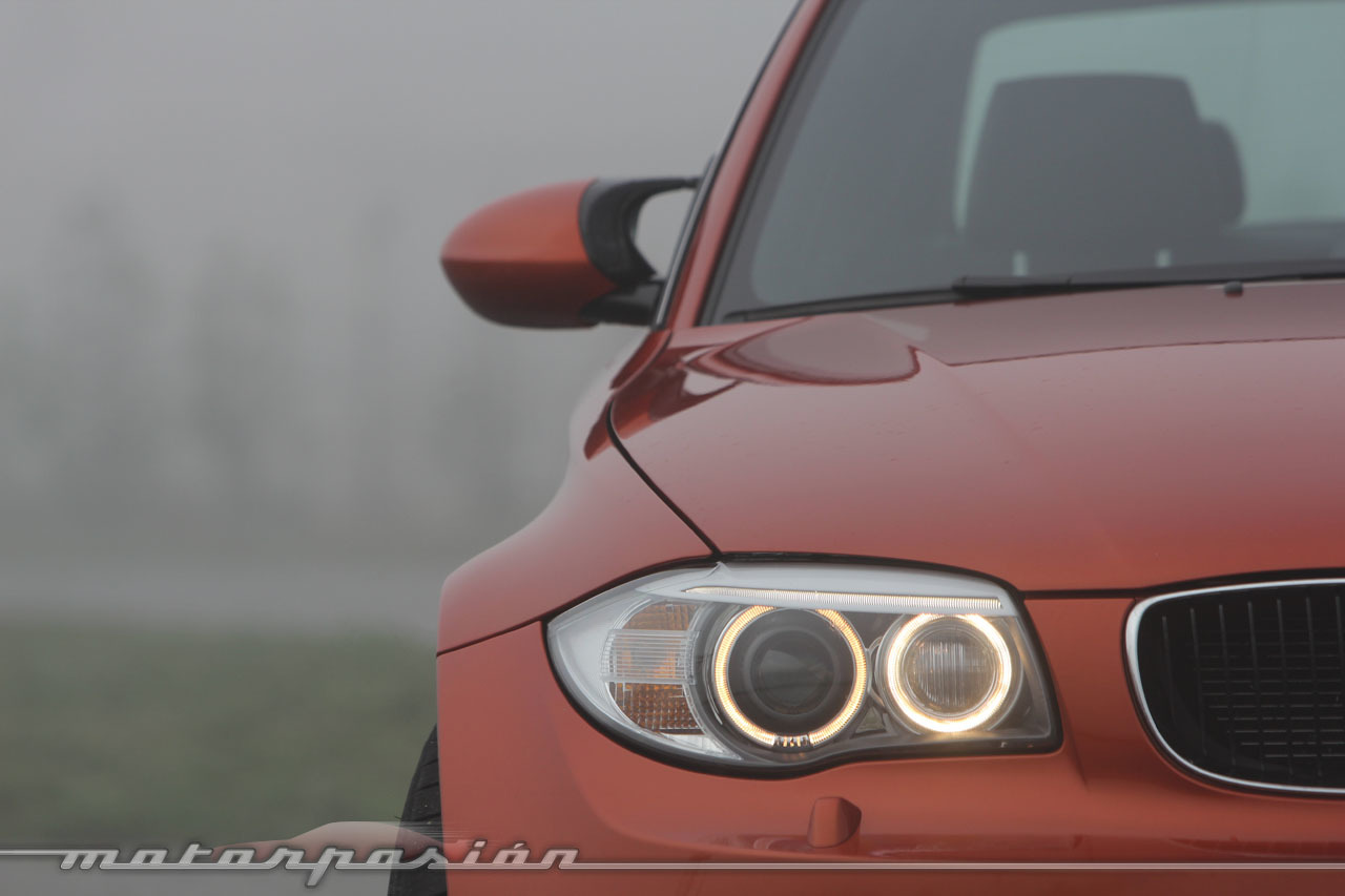 Foto de BMW Serie 1 M Coupé (Prueba) (22/60)