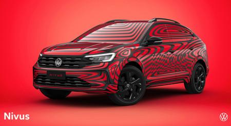 El Volkswagen Nivus ya se muestra en fotos: un B-SUV de gama alta creado en Latinoamérica