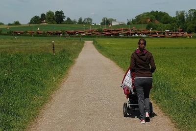 Llega el buen tiempo: vamos a pasear con el bebé