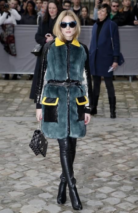 Olivia Palermo Dior