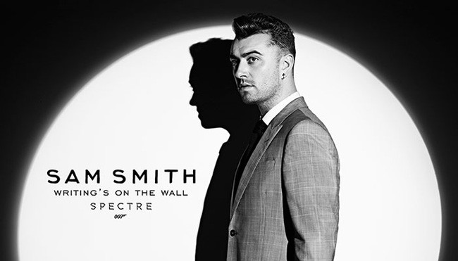 Sam Smith Writings On The Wall Spectre James Bond 007