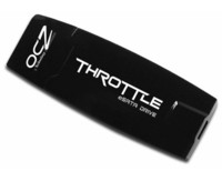 OCZ Throttle, memoria flash con eSATA