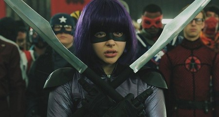 Chloë Grace Moretz es Hit-Girl