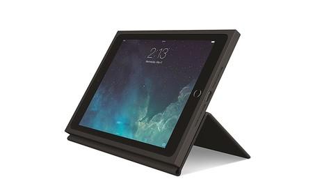 Si buscas la mejor protección para tu iPad Air 2, la Logitech BLOK por 34,99 es lo que necesitas