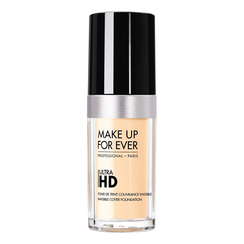 Fondo de maquillaje fluído ultra HD de Makeup Forever