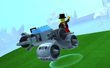 'LEGO Universe', primer tráiler