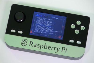Raspberry Pi como consola portátil, por Ben Heck