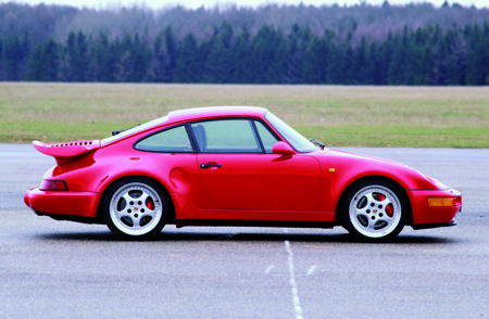 Porsche 911 Turbo 3.6 (964)