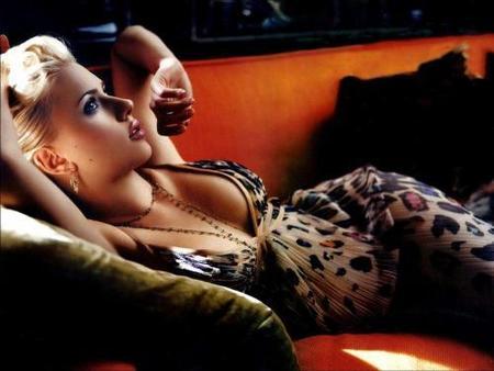 Scarlett Johansson sufre pánico escénico