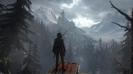 Rise of the Tomb Raider saca pecho en PS4 Pro con un espectacular vídeo a 4K