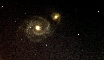 La antigravedad podría ser la causante de la expansión del Universo