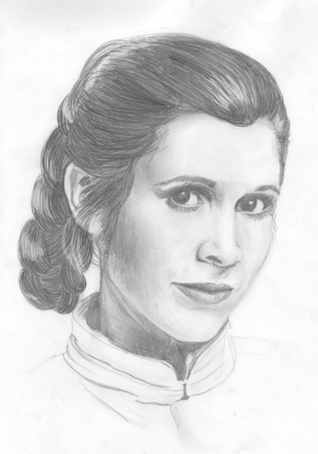 Princess Leia By Swfan444 D3b7jgg