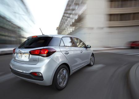 Hyundai i20 2018 dinámica