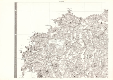 Carta Geometrica Santiago
