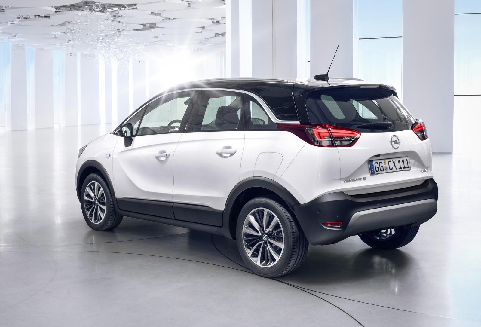 Foto de Opel Crossland X (5/11)
