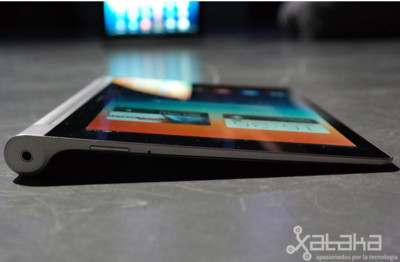Lenovo Yoga Tablet, prueba a fondo