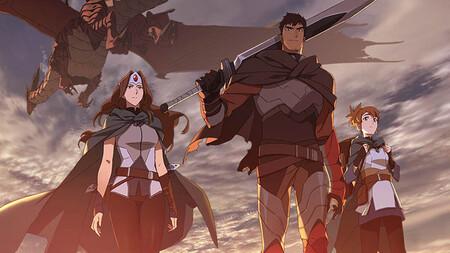 Tráiler de 'DOTA: Sangre de dragón': Netflix anuncia la fecha de estreno de la serie anime que adapta el popular videojuego
