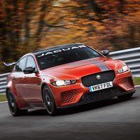 El Jaguar XE Project 8 de 600 CV se convierte en el nuevo Ring Taxi de Jaguar en Nürburgring