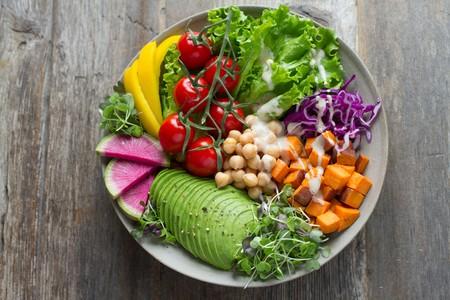 Alimentos vegetarianos ricos en proteinas