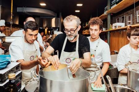 Mérida se prepara para recibir el comedor comunitario de Mássimo Bottura