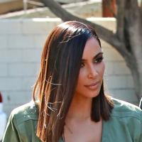Kim Kardashian se pone en manos del peluquero Chris Appleton para un cambio completo de look