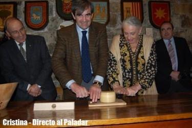 Primer queso Idiazábal navarro del 2008