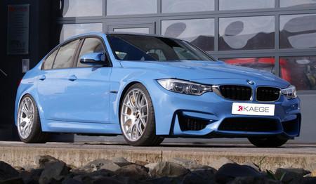 Kaege BMW M3 y BMW M4