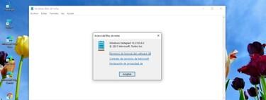 Así es como Microsoft quiere que el Bloc de notas este siempre actualizado ahora que es una aplicación independiente