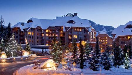 Whistler Blackcomb, la estación de esquí canadiense favorita de Four Seasons
