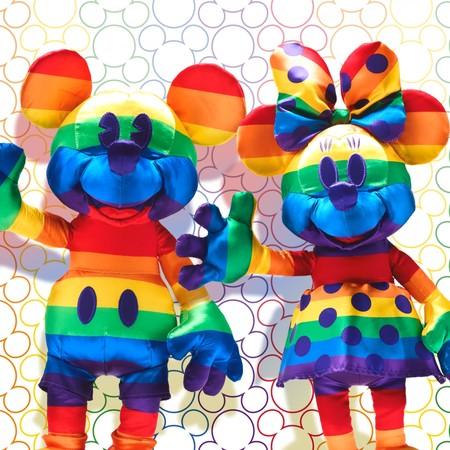 Disney celebra el Día del Orgullo con esta colección tan ideal y da un paso más en su apoyo al colectivo LGBT