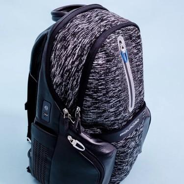 La línea de equipaje para la generación viajera: Bagmotic de Piquadro