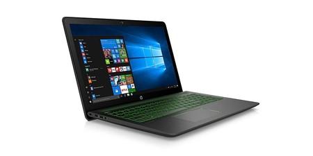 HP Pavilion Power 15-cb032ns, un portátil gaming con casi 100 euros de ahorro hoy, en Amazon
