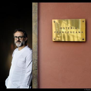 Massimo Bottura: una estrella de IG Live en tiempos de cuarentena