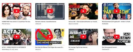 Contenido Youtube