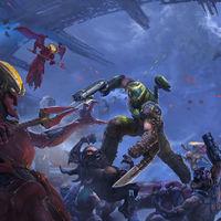 El primer DLC para la historia de DOOM Eternal se llamará The Ancient Gods: Primera Parte, y aquí tienes un breve vistazo
