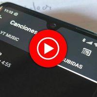 YouTube Music se renueva con la pestaña explorar y mejora el acceso a las letras de las canciones