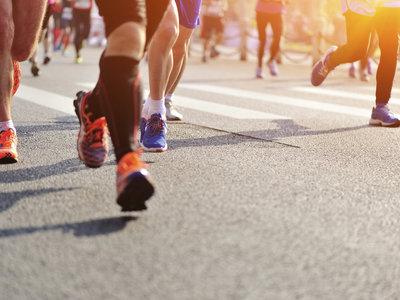 El drop negativo en las zapatillas de running: más altas en la puntera que en el talón