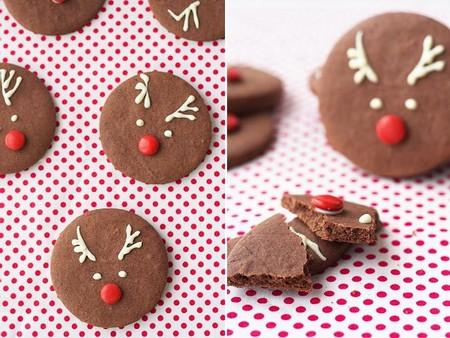 Dap Recetas Galletas Reno Chocolate
