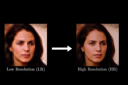 Esta inteligencia artificial reconstruye imágenes pixeladas con resultados impresionantes: así funciona