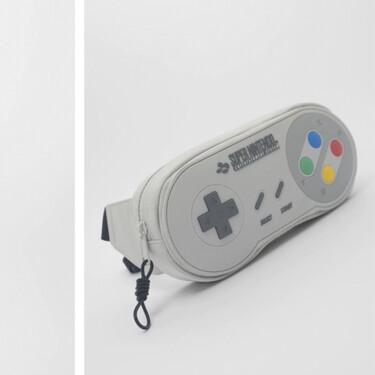 Los complementos de Zara que rememoran las consolas de Nintendo nos recuerdan a nuestra infancia y ya están en nuestra lista de deseos