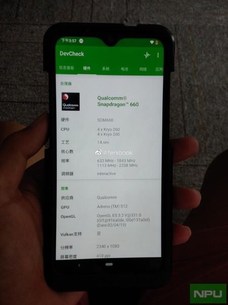 Nokia Daredevil Especificaciones Snapdragon 660