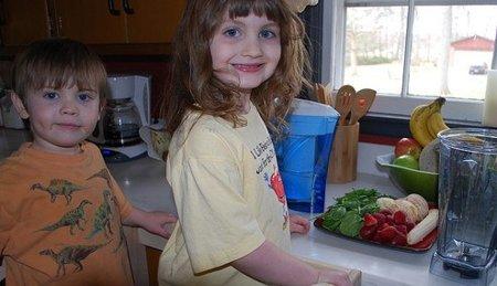Sólo uno de cada cinco niños cubre la cuota de frutas y verduras recomendada