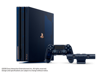 Ps4 Pro 500 Million Limited Edition 02