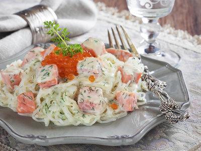 Pasta de glucomanano: qué beneficios nos aporta y cómo se cocina